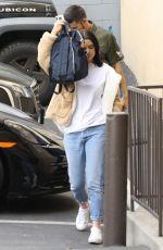 SELENA GOMEZ Arrives at a Recording Studio in Los Angeles 03/01/2019
