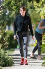SHAILENE WOODLEY Out and About in West Hollywood 03/04/2019