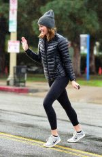 SHANTEL VANSANTEN Out for Coffee in Los Angeles 03/03/2019