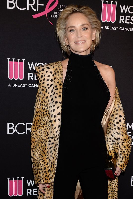 SHARON STONE at An Unforgettable Evening in Beverly Hills 02/28/2019