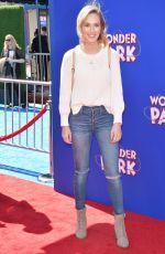 SHERIDAN GREGORY at Wonder Park Premiere in Los Angeles 03/10/2019