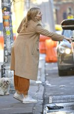 SIENNA MILLER Out and About in New York 03/14/2019