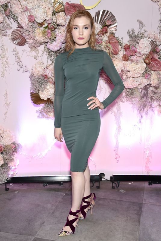 SKYLER SAMUELS at Jamie Chung x 42gold Event in Los Angeles 03/20/2019
