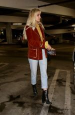 SOFIA BOUTELLA Night Out in Hollywood 03/06/2019