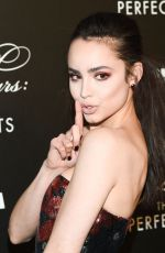 SOFIA CARSON at Pretty Little Liars: The Perfectionists Premiere in Hollywood 03/15/2019