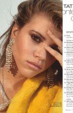 SOFIA RICHIE for Tatler Magazine, April 2019