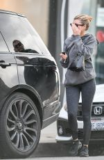 SOFIA RICHIE Out and About in Los Angeles 03/05/2019