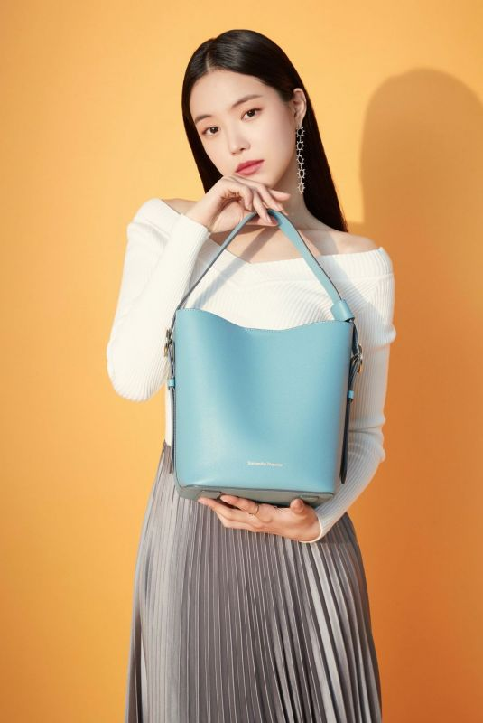 SON NA-EUN for Samantha Thavasa Spring/Summer 2019