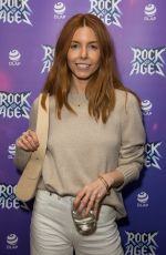 STACEY DOOLEY at Rock of Ages Press Night in London 02/26/2019