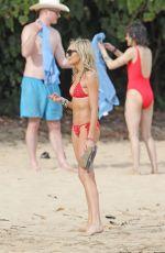 STEPHANIE PRATT in Bikini at a Beach in Hawaii 03/09/2019