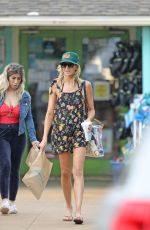 STEPHANIE PRATT Out Shopping on Vacation in Hawaii 03/09/2019