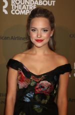 STEPHANIE STYLES at Roundabout Theatre Company Gala in New York 02/25/2019