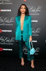 SYDNEY PARK at Pretty Little Liars: The Perfectionists Premiere in Hollywood 03/15/2019