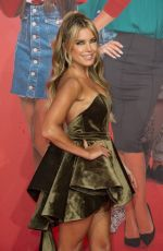 SYLVIE MEIS at Misfit Premiere at the Cinedom 03/09/2019