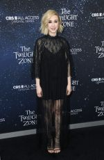 TAISSA FARMIGA at The Twilight Zone Premiere in Hollywood 03/26/2019