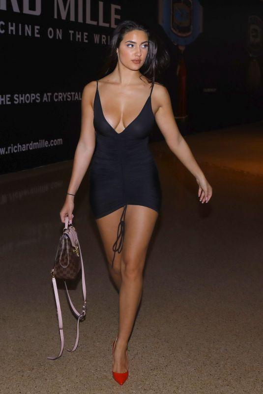 TAO WICKRATH Night Out in Las Vegas 03/13/2019