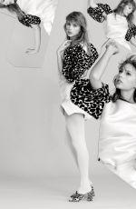 TAYLOR SWIFT for Elle Magazine, UK 2019