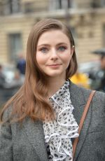 THOMASIN MCKENZIE at Miu Miu Show at Paris Fashion Week 03/05/2019