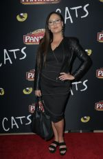 TIA CARRERE at Cats Opening Night Performance in Hollywood 02/27/2019