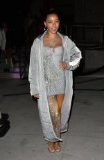 TINASHE Night Out in Los Angeles 03/08/2019