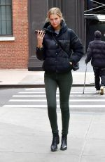 TONI GARRN Out in New York 03/18/2019