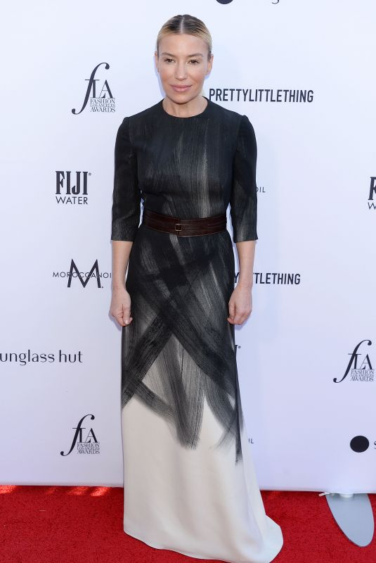 TRACY ANDERSON at Daily Front Row Fashion LA Awards 03/17/2019