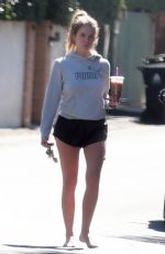 uhq - ASHLEY BENSON Barefoot Leaves a Friend