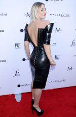 VANESSA DUBASSO at Daily Front Row Fashion LA Awards 03/17/2019