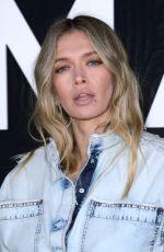 VERA BREZHNEVA at Balmain Show at Paris Fashion Week 03/01/2019