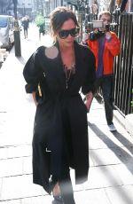 VICTORIA BECKHAM Arrives at International Women