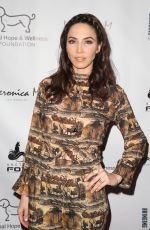 WHITENY CUMMINGS at Animal Hope & Wellness Foundation's Compassion Gala in Culver City 03/03/2019