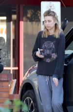 WHITNEY PORT Out and About in Los Angeles 03/04/2019