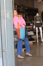 WHITNEY PORT Out Shopping in Beverly Hills 03/20/2019