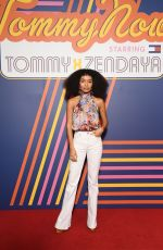 YARA SHAHIDI at Tommy Hilfiger Tommynow Spring 2019: Starring Tommy x Xendaya Premieres in Paris 03/02/2019