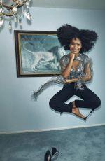 YARA SHAHIDI for Porter Magazine, Summer 2019