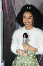 YARA SHAHIDID Celebrates Barbie