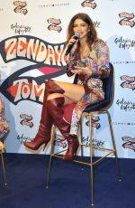 ZENDAYA COLEMAN at Zendaya x Tommy Photocall in Paris 03/02/2019