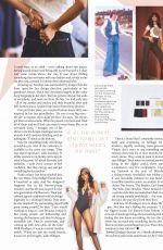 ZENDAYA COLEMAN in Marie Claire Magazine, UK April 2019