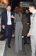 ZENDAYA Leaves Tommy Hilfiger Fashion Show in Paris 03/02/2019