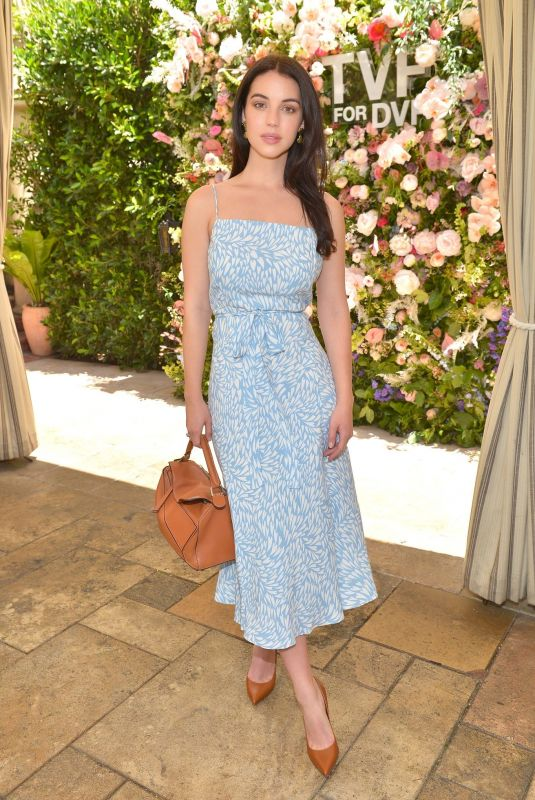 ADELAIDE KANE at Talita Von Furstenberg Celebrates Her First Collection for DVF in Hollywood 04/25/2019