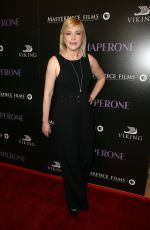 ADRIENNE FRANTZ at The Chaperone Premiere in Los Angeles 04/03/2019