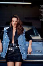 ALESSANDRA AMBROSIO in Elle Magazine Italy April 2019