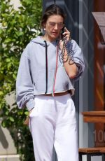 ALESSANDRA MABROSIO Out and About in Los Angeles 04/02/2019