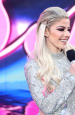 ALEXA BLISS at WWE Wrestlemania 35 at Metlife Stadium 04/07/2019