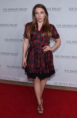 ALEXANDRA VINO at Los Angeles Ballet