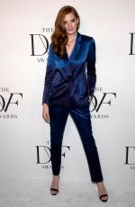 ALEXINA GRAHAM at 10th Annual DVF Awards in New York 04/11/2019