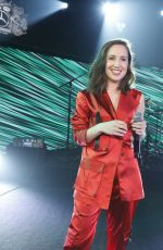 ALICE MERTON Performs at Jimmy Kimmel Live 04/10/2019