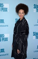 ALICIA AYLIES at Long Shot Premiere in Paris 04/24/2019