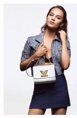 ALICIA VIKANDER for Louis Vuitton, April 2019