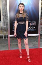 ALISSA SKOVBYE at Breakthrough Premiere in Los Angeles 04/11/2019